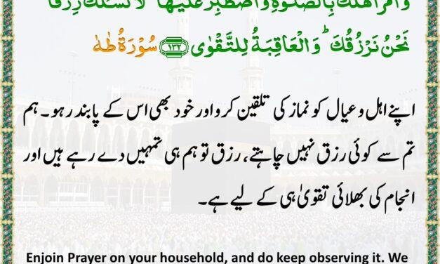 Daily Quran – Ramadan 11